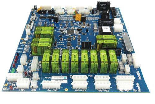 板(电源分配电路板)503-00507e