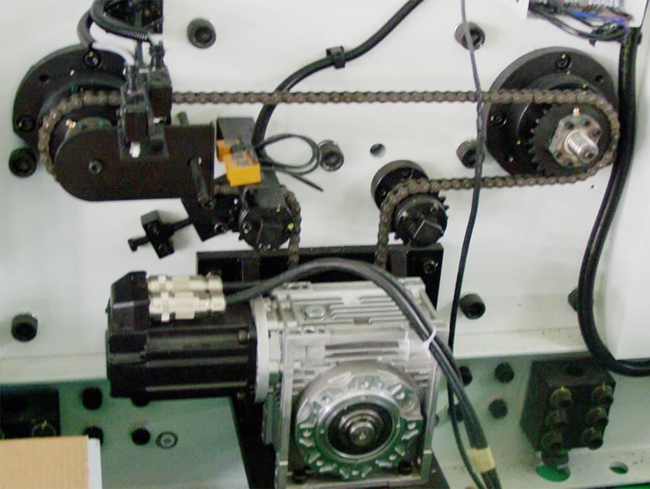 电机限位自动往返接线图