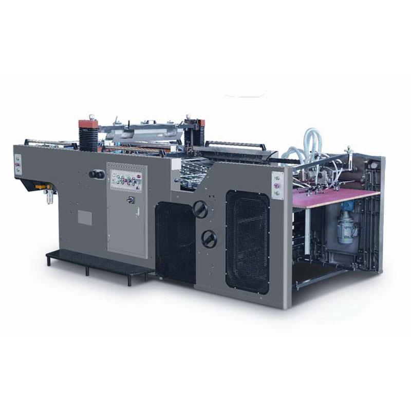 劲豹jb-780全自动滚筒式网版印刷机