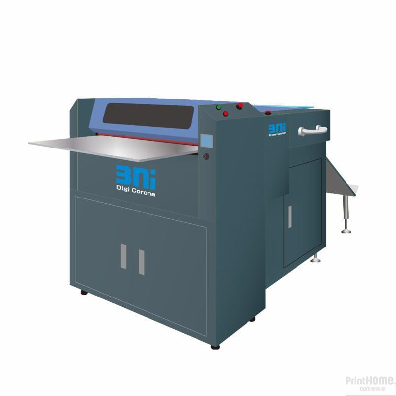 小森3ni digi co-primer 电晕处理与底涂涂布机