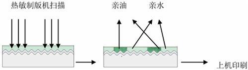 华光TP-GⅡ型免化学处理热敏CTP版