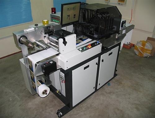 华光pc210数字喷墨标签印刷机