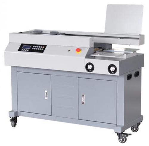 彩德万德wd-60dca4全自动胶装机(侧胶)