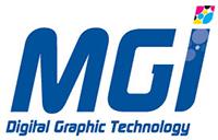 MGI 入駐印刷家